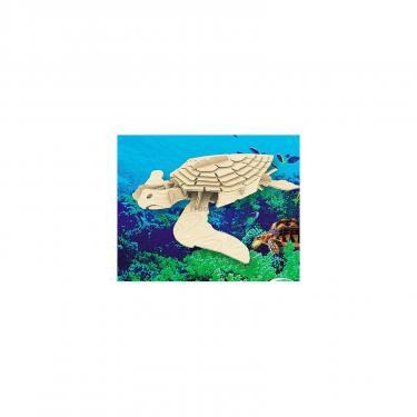 Сборная модель Мир деревянных игрушек Морская черепаха Фото