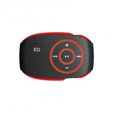 mp3 плеєр Astro M2 Black/Red - фото 2
