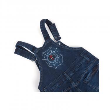 Комбинезон A-Yugi джинсовый утепленный (1074-98B-blue) - фото 3