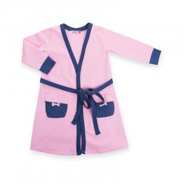 """Пижама Matilda и халат с мишками """"Love"""" (7445-140G-pink) - фото 2"""