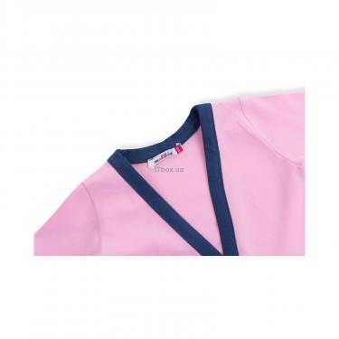 """Пижама Matilda и халат с мишками """"Love"""" (7445-140G-pink) - фото 7"""