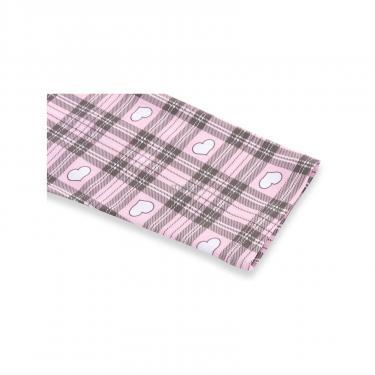 """Пижама Matilda с сердечками """"Love"""" (7585-128G-pink) - фото 10"""