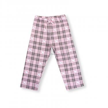 """Пижама Matilda с сердечками """"Love"""" (7585-128G-pink) - фото 3"""