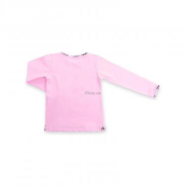 """Пижама Matilda с сердечками """"Love"""" (7585-128G-pink) - фото 4"""