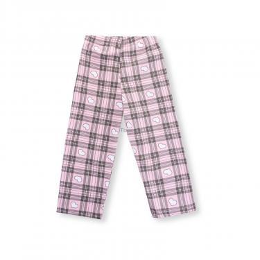 """Пижама Matilda с сердечками """"Love"""" (7585-128G-pink) - фото 5"""