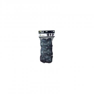 Комплект защиты Fila 60750868 2018 ADULT FP GEARS BLK/LM M (8026473325015) - фото 2
