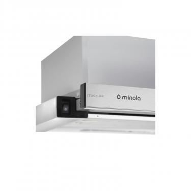 Вытяжка кухонная MINOLA HTL 6010 FULL INOX 430 - фото 4