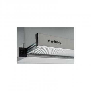 Вытяжка кухонная Minola HTL 6612 I 1000 LED Фото 3