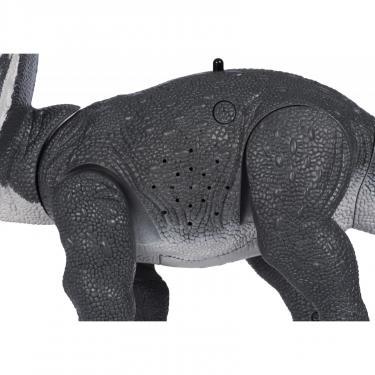 Интерактивная игрушка Same Toy Динозавр Dinosaur Planet серый со светом и звуком Фото 4