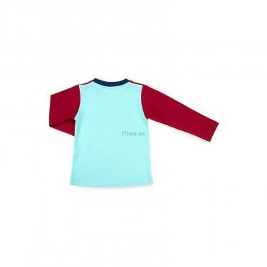 "Пижама Matilda ""CAMPUS"" (7500-98B-blue) - фото 5"