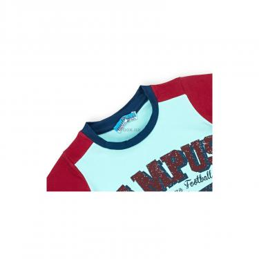 "Пижама Matilda ""CAMPUS"" (7500-98B-blue) - фото 7"