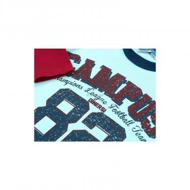 "Пижама Matilda ""CAMPUS"" (7500-98B-blue) - фото 9"