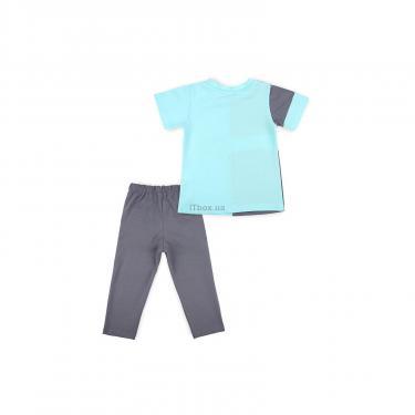 "Пижама Matilda ""TOYS STORY"" (7488-3-134B-blue) - фото 4"