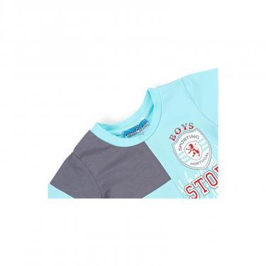 "Пижама Matilda ""TOYS STORY"" (7488-3-134B-blue) - фото 7"