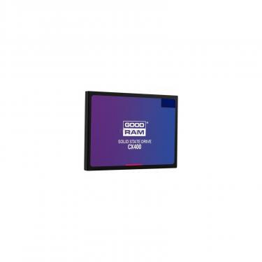 """Накопичувач SSD 2.5"""" 256GB GOODRAM (SSDPR-CX400-256) - фото 2"""