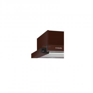 Вытяжка кухонная MINOLA HTL 6110 BR 630 - фото 4