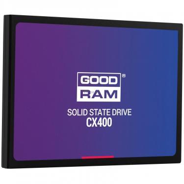 """Накопичувач SSD 2.5"""" 1TB GOODRAM (SSDPR-CX400-01T) - фото 2"""