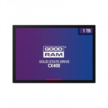 """Накопичувач SSD 2.5"""" 1TB GOODRAM (SSDPR-CX400-01T) - фото 1"""