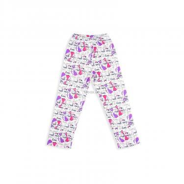 Пижама Matilda с котиками (4158-164G-pink) - фото 3