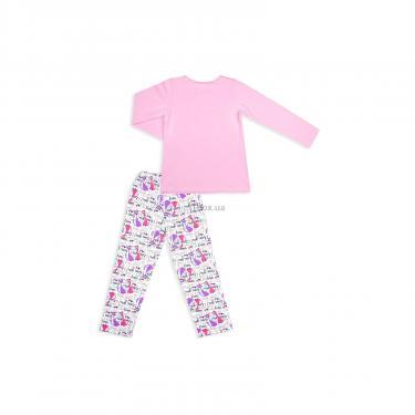 Пижама Matilda с котиками (4158-164G-pink) - фото 4
