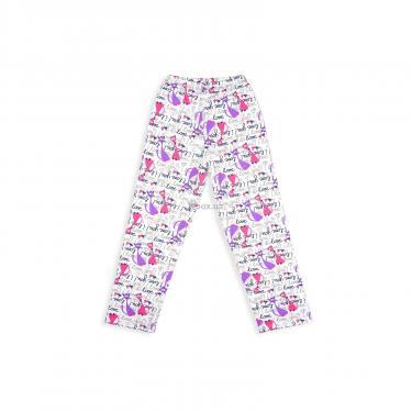 Пижама Matilda с котиками (4158-164G-pink) - фото 6