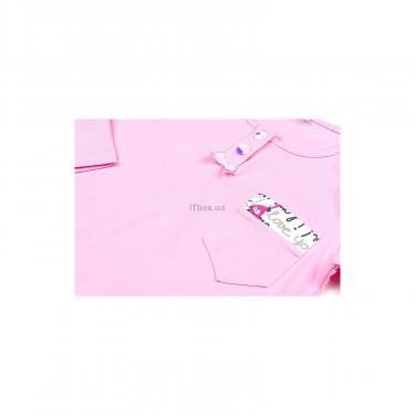 Пижама Matilda с котиками (4158-164G-pink) - фото 7