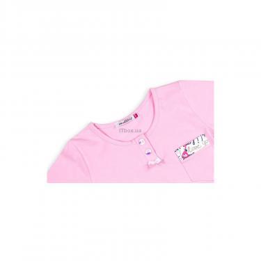 Пижама Matilda с котиками (4158-164G-pink) - фото 9