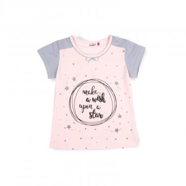 Пижама Matilda со звездочками (7991-116G-pink) - фото 2