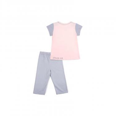 Пижама Matilda со звездочками (7991-116G-pink) - фото 4