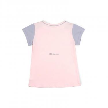 Пижама Matilda со звездочками (7991-116G-pink) - фото 5