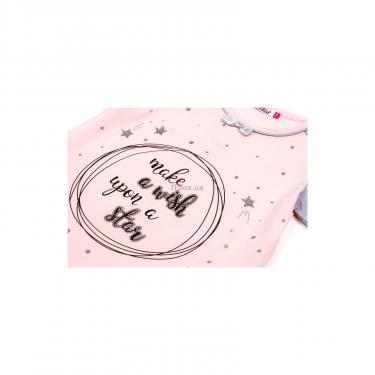 Пижама Matilda со звездочками (7991-116G-pink) - фото 9