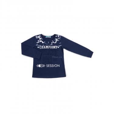 """Пижама Matilda """"CHAMPIONS"""" (9007-134B-blue) - фото 2"""