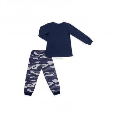 """Пижама Matilda """"CHAMPIONS"""" (9007-134B-blue) - фото 4"""