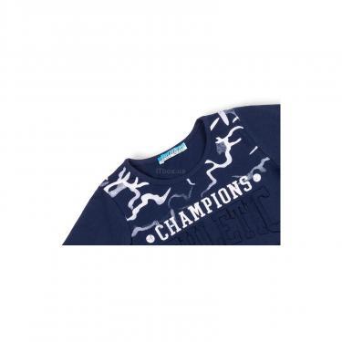 """Пижама Matilda """"CHAMPIONS"""" (9007-134B-blue) - фото 7"""