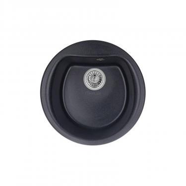 Мойка кухонная Minola MRG 1045-50 Черный Фото