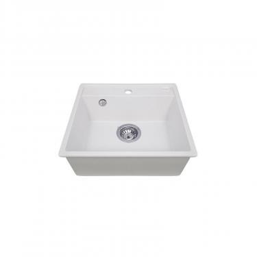 Мийка кухонна Perfelli ESOTTO PGE 10-50 WHITE - фото 2