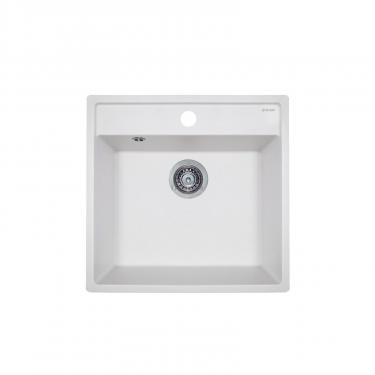 Мийка кухонна Perfelli ESOTTO PGE 10-50 WHITE - фото 1