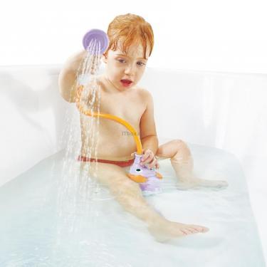 Іграшка для ванної Yookidoo дитячий душ Слоненя, бузковий (70366) - фото 7