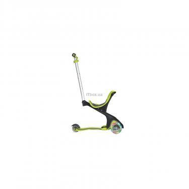 Скутер Globber EVO COMFORT LIGHTS 5 в 1 Зеленый (459-106) - фото 2