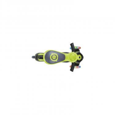 Скутер Globber EVO COMFORT LIGHTS 5 в 1 Зеленый (459-106) - фото 5