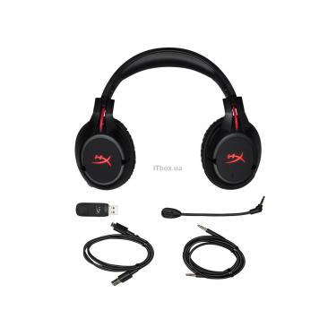 Наушники Kingston HyperX Cloud Flight Wireless Gaming Headset for PC/PS4 Black (HX-HSCF-BK/EM) - фото 8