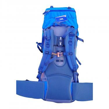 Рюкзак Tramp Sigurd 60+10 синий (TRP-045-blue) - фото 2