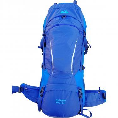 Рюкзак Tramp Sigurd 60+10 синий (TRP-045-blue) - фото 1