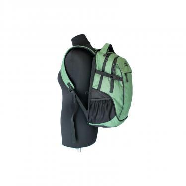 Рюкзак Tramp Clever зеленый 25л (TRP-037-green) - фото 4