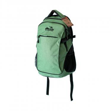 Рюкзак Tramp Clever зеленый 25л (TRP-037-green) - фото 1
