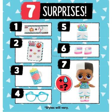 Кукла L.O.L. Surprise! Мальчики в дисплее Фото 9
