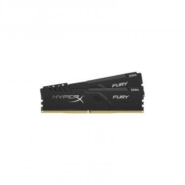 Модуль памяти для компьютера Kingston Fury (ex.HyperX) DDR4 16GB (2x8GB) 3200 MHz HyperX FURY Black Фото 3