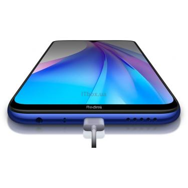 Мобільний телефон Xiaomi Redmi Note 8T 4/64GB Starscape Blue - фото 8