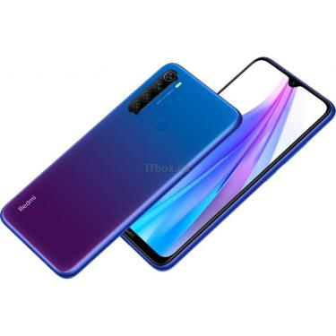 Мобільний телефон Xiaomi Redmi Note 8T 4/64GB Starscape Blue - фото 9