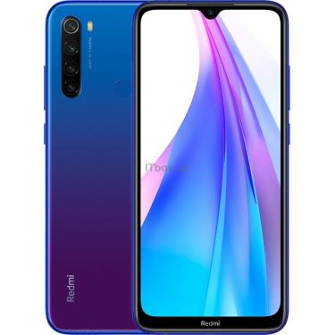 Мобільний телефон Xiaomi Redmi Note 8T 4/64GB Starscape Blue - фото 1